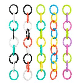 Re-Play Links On The Go 9 pack yellow/pink/blue