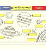 Melissa & Doug Write-A-Mat Planets