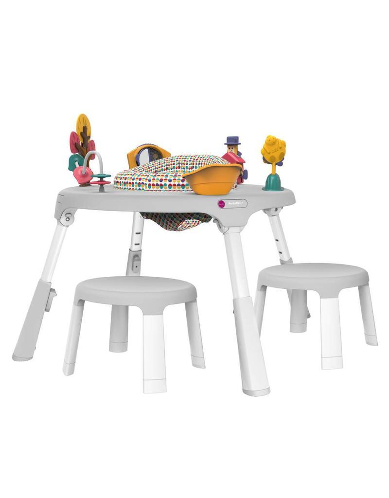 Wonderland Portaplay with stools