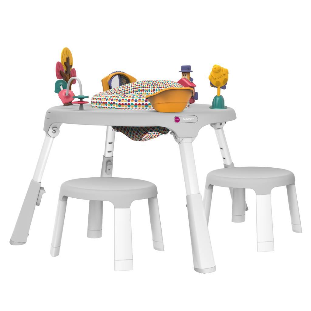 Oribel Wonderland Portaplay with stools