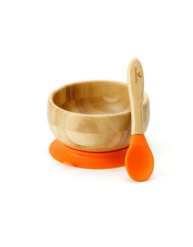 Bamboo Baby Bowl & Spoon