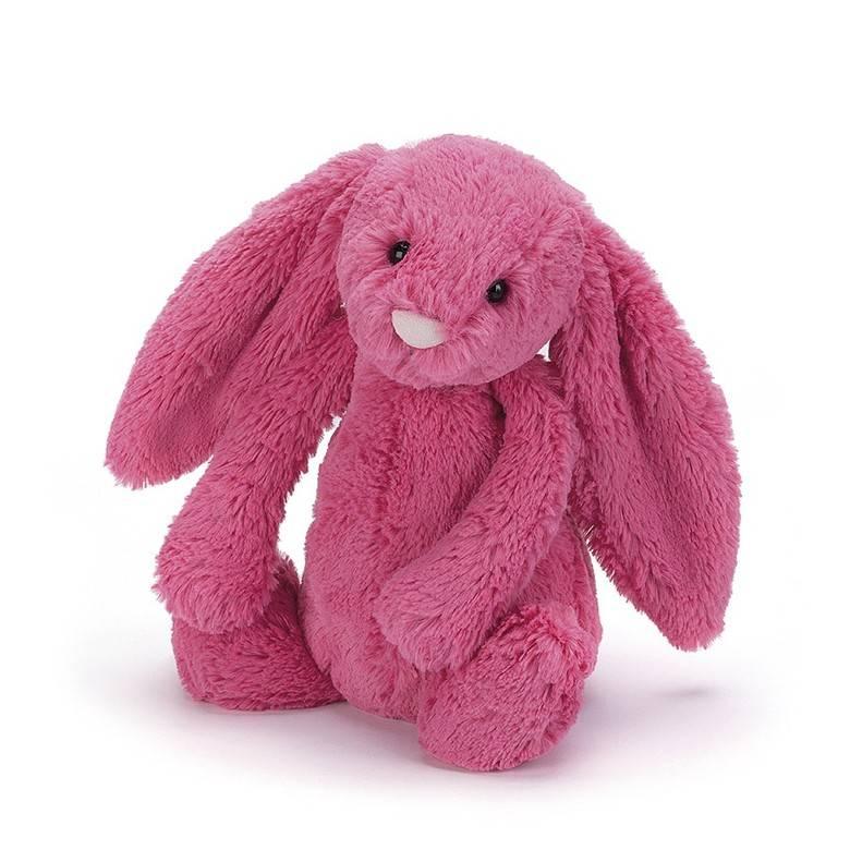 jellycat Bashful Strawberry Bunny Medium