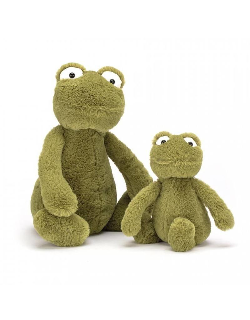 jellycat Bashful Frog Medium