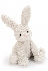 jellycat Fuddlewuddle Grey Bunny Medium