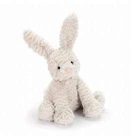jellycat Fuddlewuddle Grey Bunny Medium