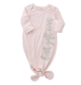 BEST GIFT EVER GOWN 0-3 MONTHS