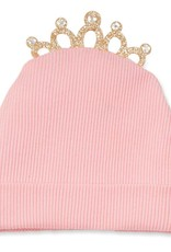 PINK TIARA CAP