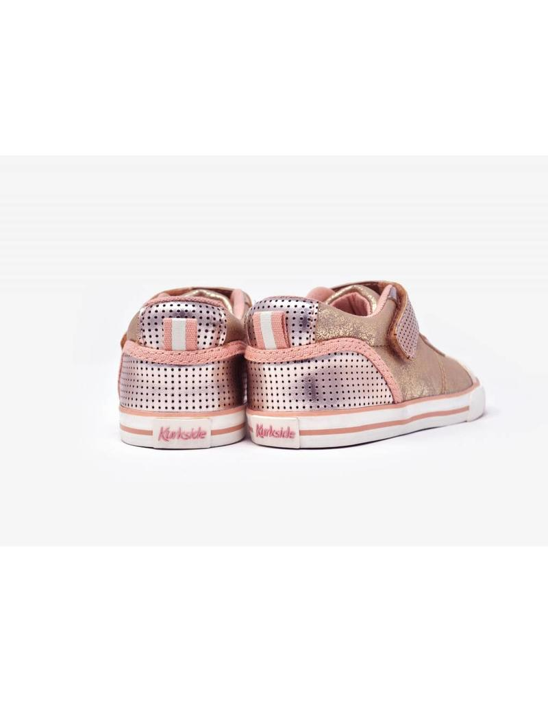 Kurkside Florence Girls Single Strap Rose Gold