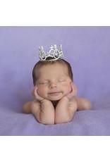 daisy Baby Daisy Baby Rhinestone Jeweled Crown