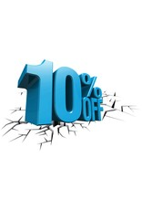 10% Off your next purchase