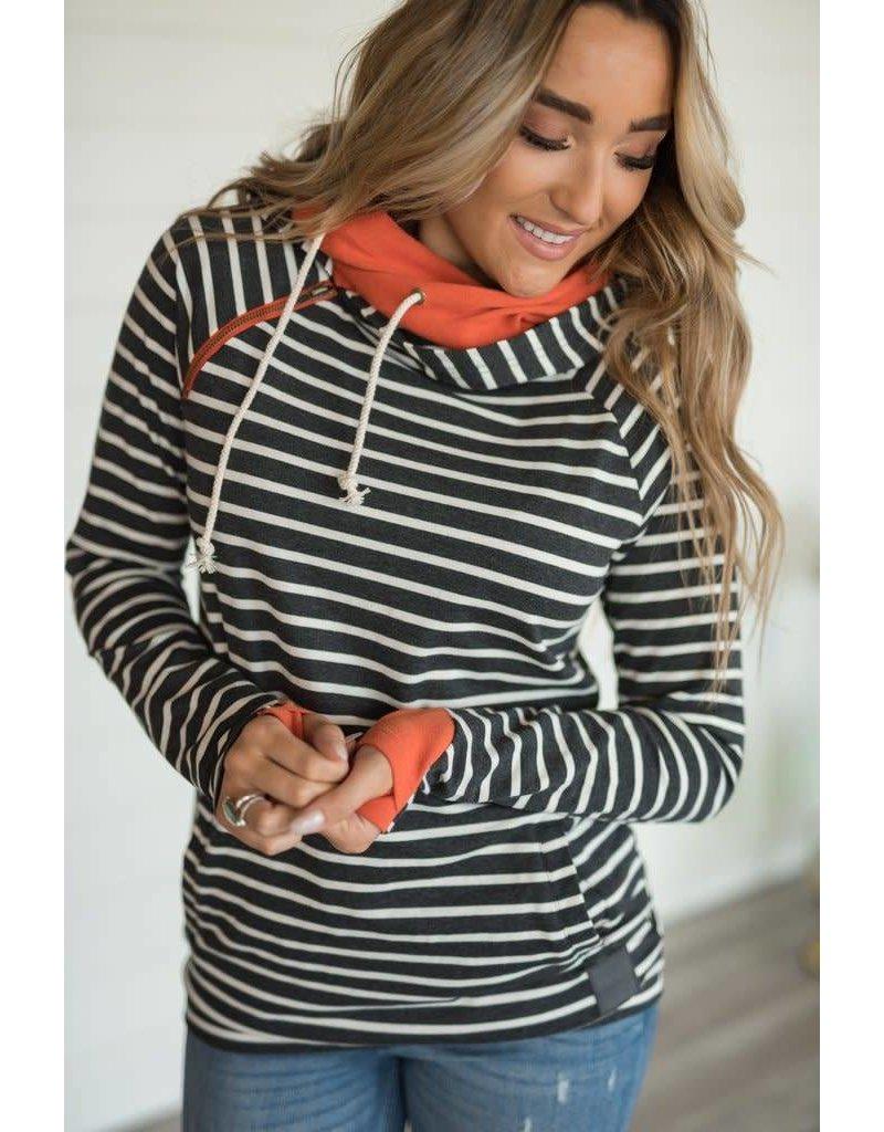 AmpersandAve DoubleHood™ Sweatshirt - Trick or Treat