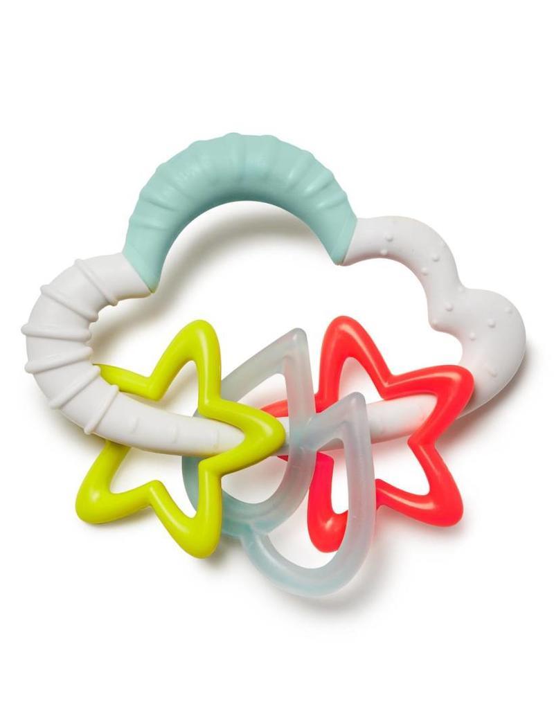 Skip Hop Silver Lining Cloud Starry Rattle