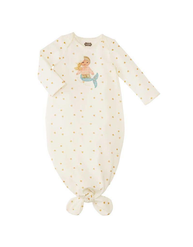 Mermaid Gown 0-3months