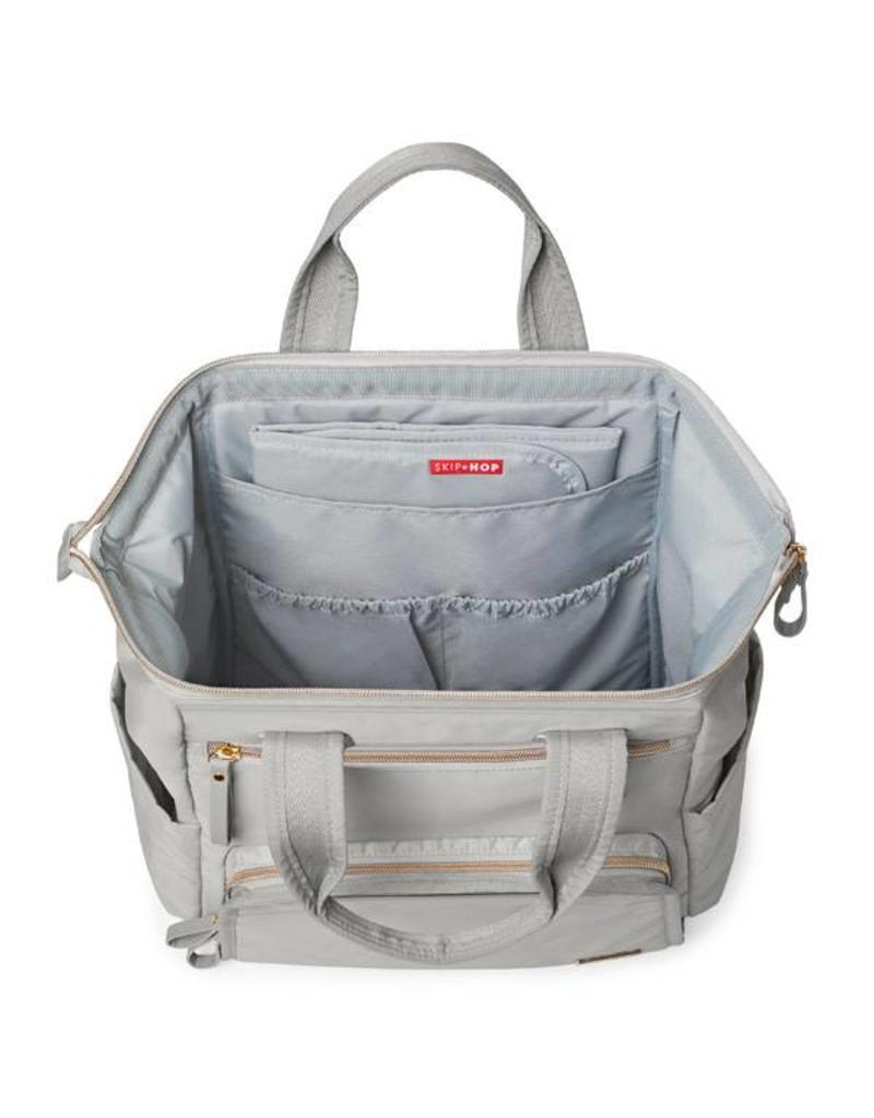 Skip Hop Skip Hop Mainframe backpack Cement