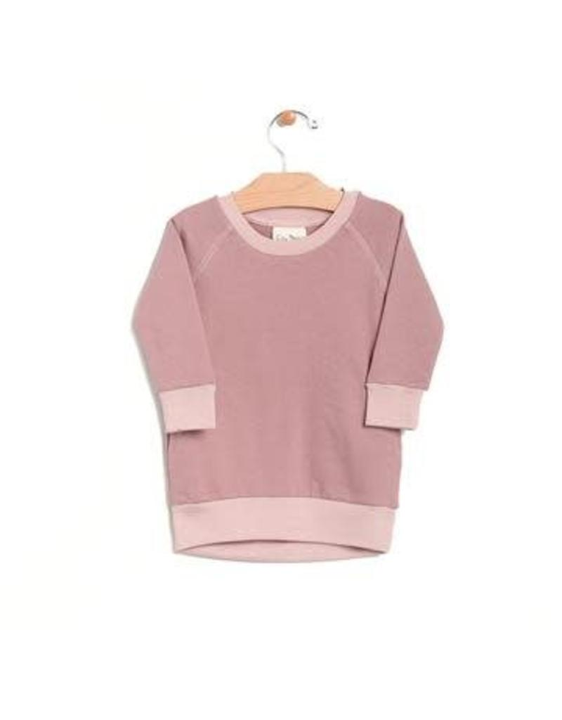 City Mouse Brushed Terry Tunic w/pockets