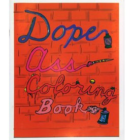 "Literature ""Dope Ass Coloring Book"" by Chanel Goodson"