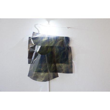 """Wavering"", photo installation by Alina Ruka"