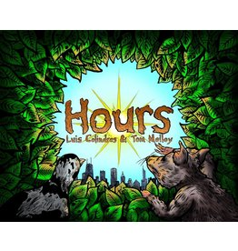 "Literature ""Hours"" by Luis Colindres and Tom Molloy"
