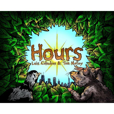 """Hours"" by Luis Colindres and Tom Molloy"