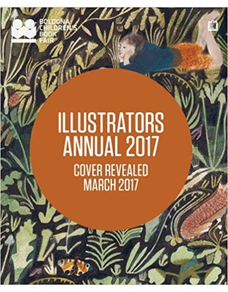 """""""Illustrators Annual 2017"""" by Bologna Children's Book Fair"""