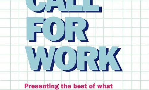 Call For Work: Faculty Exhibition