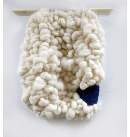 "Fine Art ""Alpaca Blue"" 1 by Kyra Peterson"