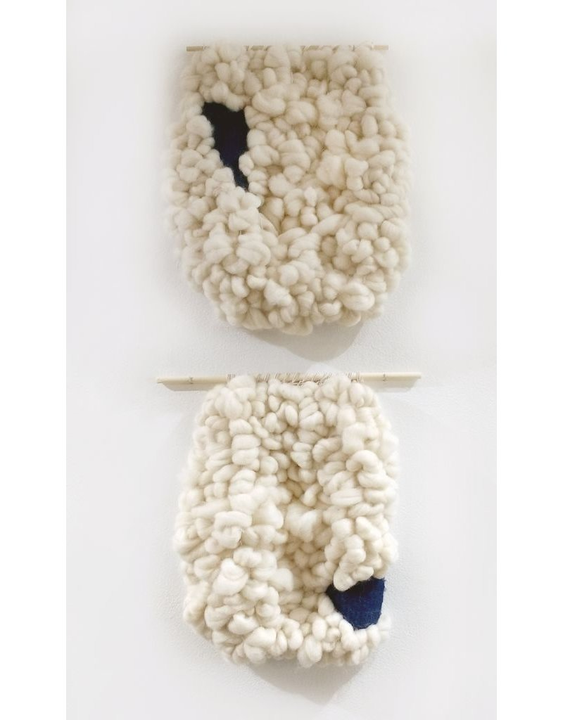 """Alpaca Blue"" 1 by Kyra Peterson"
