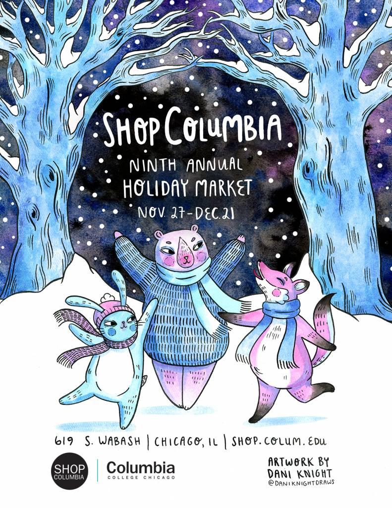 Ninth Annual Holiday Market
