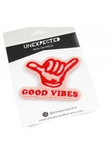 Accessories Good Vibes Chenille Patch by Jordan Hasek