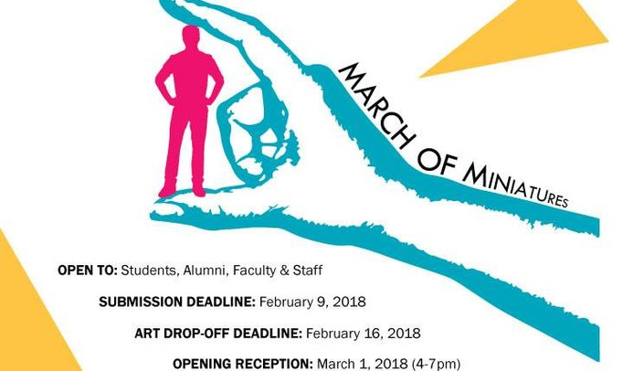 CALL FOR WORK: March of Miniatures