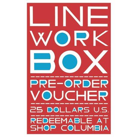 PRE-ORDER VOUCHER: LINEWORK BOX Volume 8