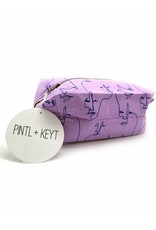 PINTL + KEYT Dop Kits, Lavendar Faces by PINTL + KEYT