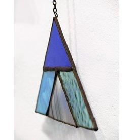 Andrea Dunn Suncatcher, medium by Andrea Dunn