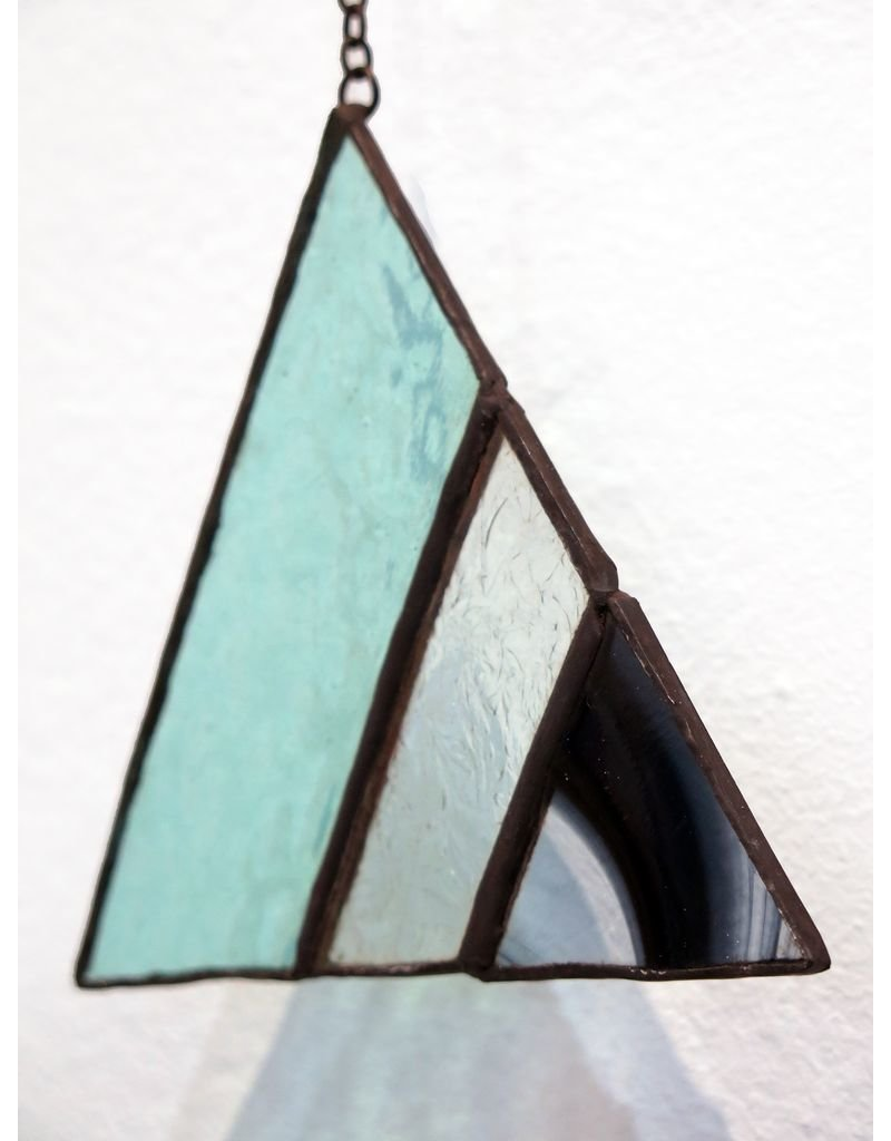 Andrea Dunn Suncatcher, small by Andrea Dunn