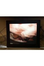 "Heather Monks ""Paeonia suffruticosa - Flattened Peony - Light Box"" by Heather Monks"