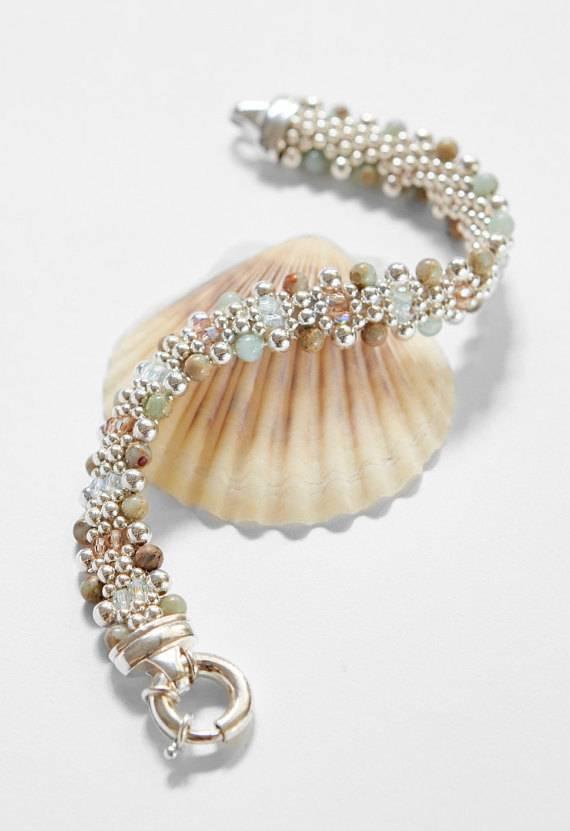 Dovera Designs Royal African Opal Bracelet