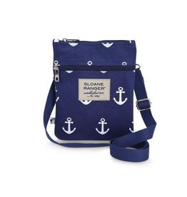 Sloane Ranger Canvas Anchor Crossbody