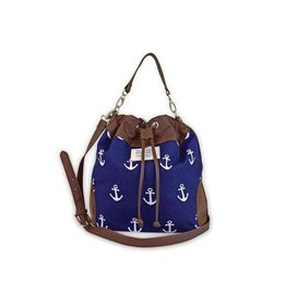 Sloane Ranger Anchor Bucket Bag