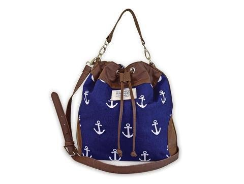 Sloane Ranger Anchor Bucket Bag