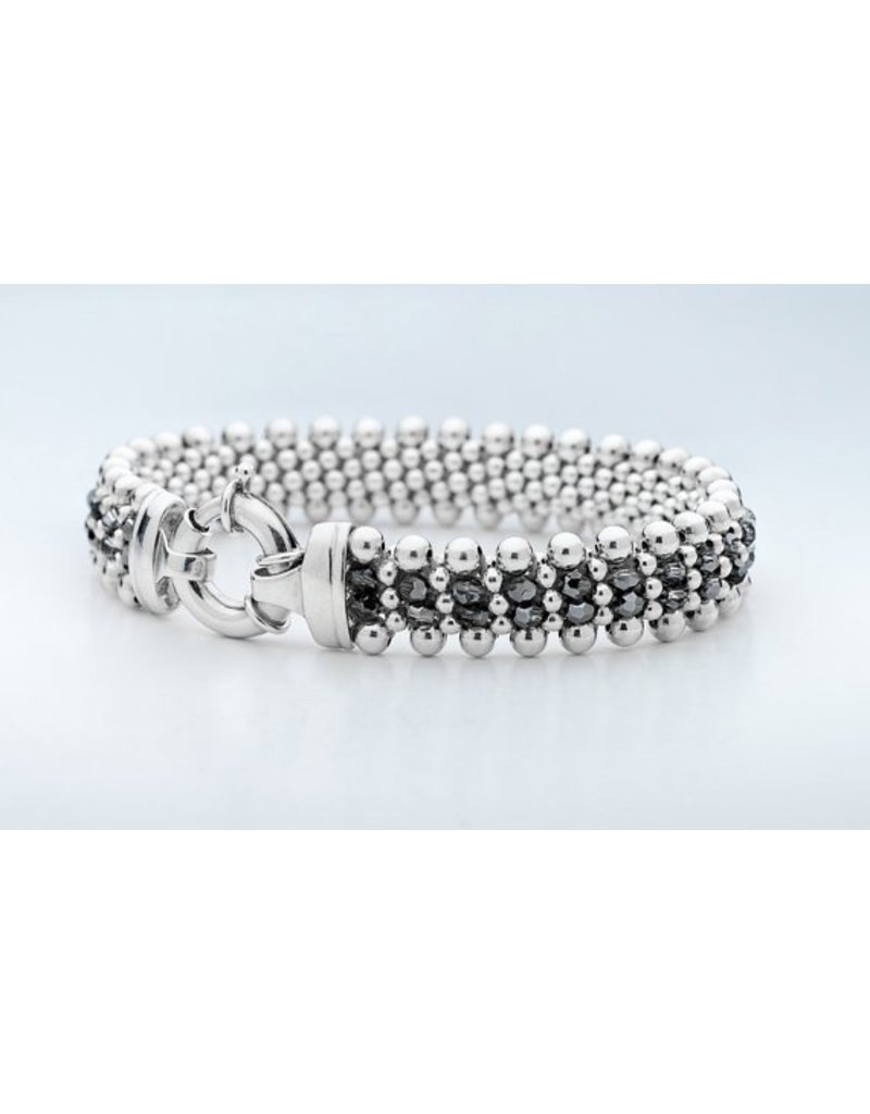 Dovera Designs Silver Night Bracelet