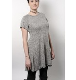 Angie Gray Knit Dress