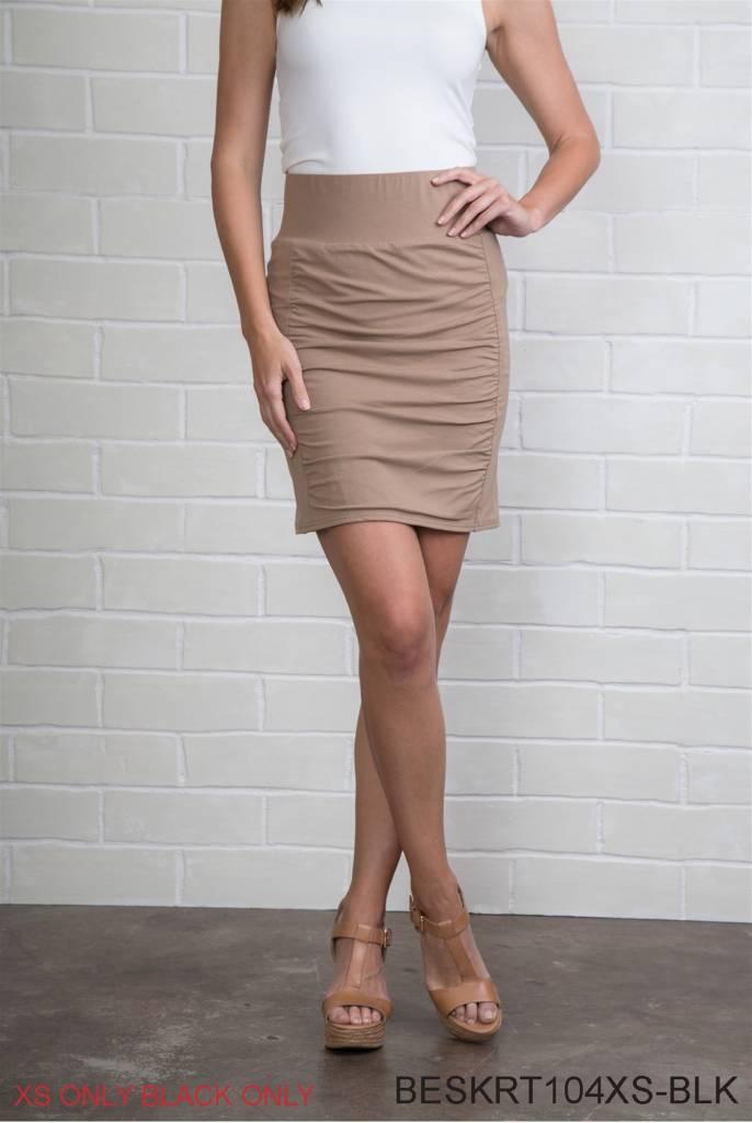 Noelle BE Scrunch Skirt