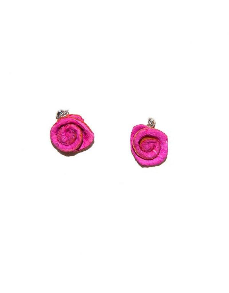 Artyfactos Rose Earrings