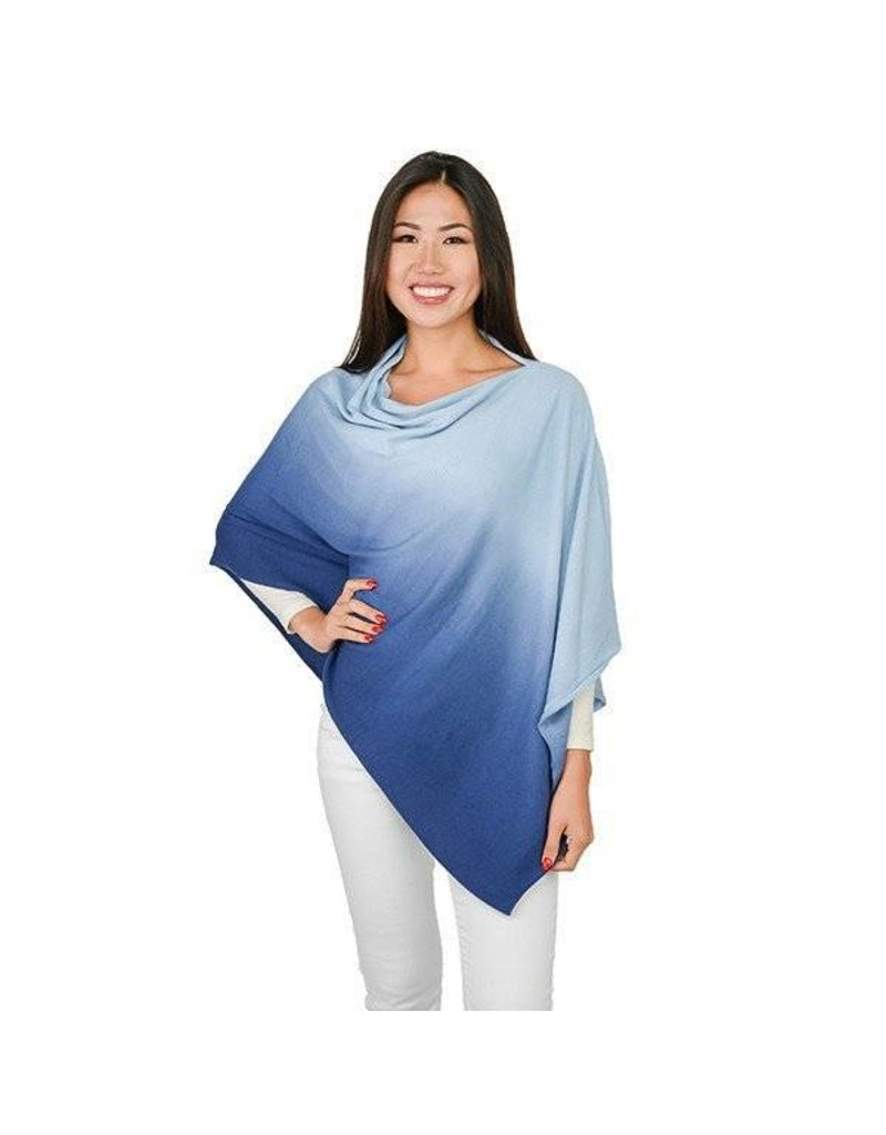Top It Off Ombre Poncho