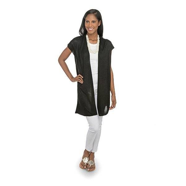 Top It Off Bamboo Duster