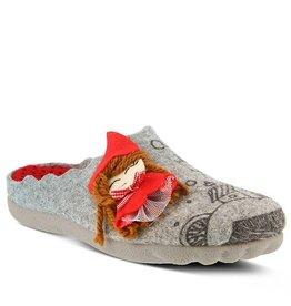 Spring Footwear Lilred