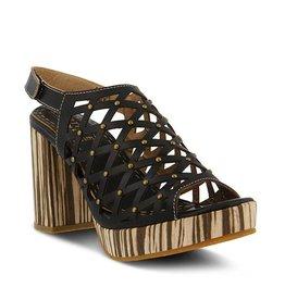 Spring Footwear Lipika - Black