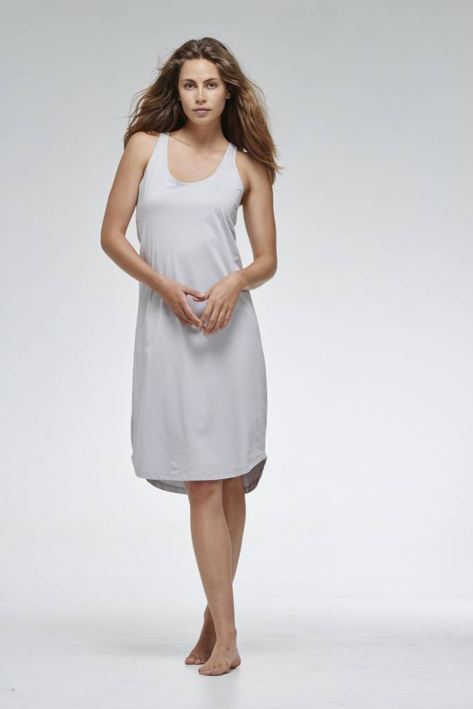 Cloth & Co Organic Cotton Singlet Dress
