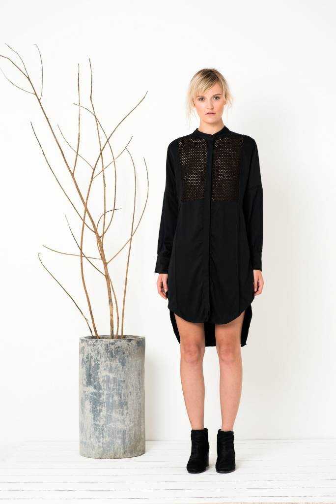 Bird & Kite Rise & Fall Shirt Dress