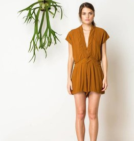 Bird & Kite Canopy Playsuit
